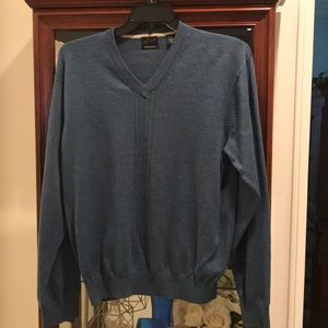 Classic V-Neck Sweater by Greg Norman